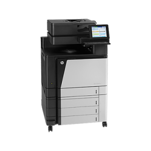 HP Color LaserJet Enterprise Flow M880z MFP