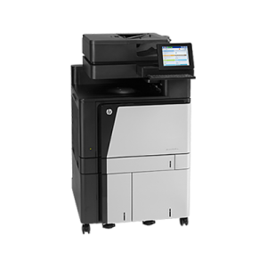 HP Color LaserJet Enterprise flow M880z NFCWireless Direct MFP