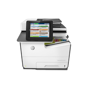 HP PageWide Ent Color MFP 586f