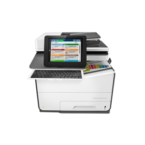 HP PageWide Ent Color MFP 586z